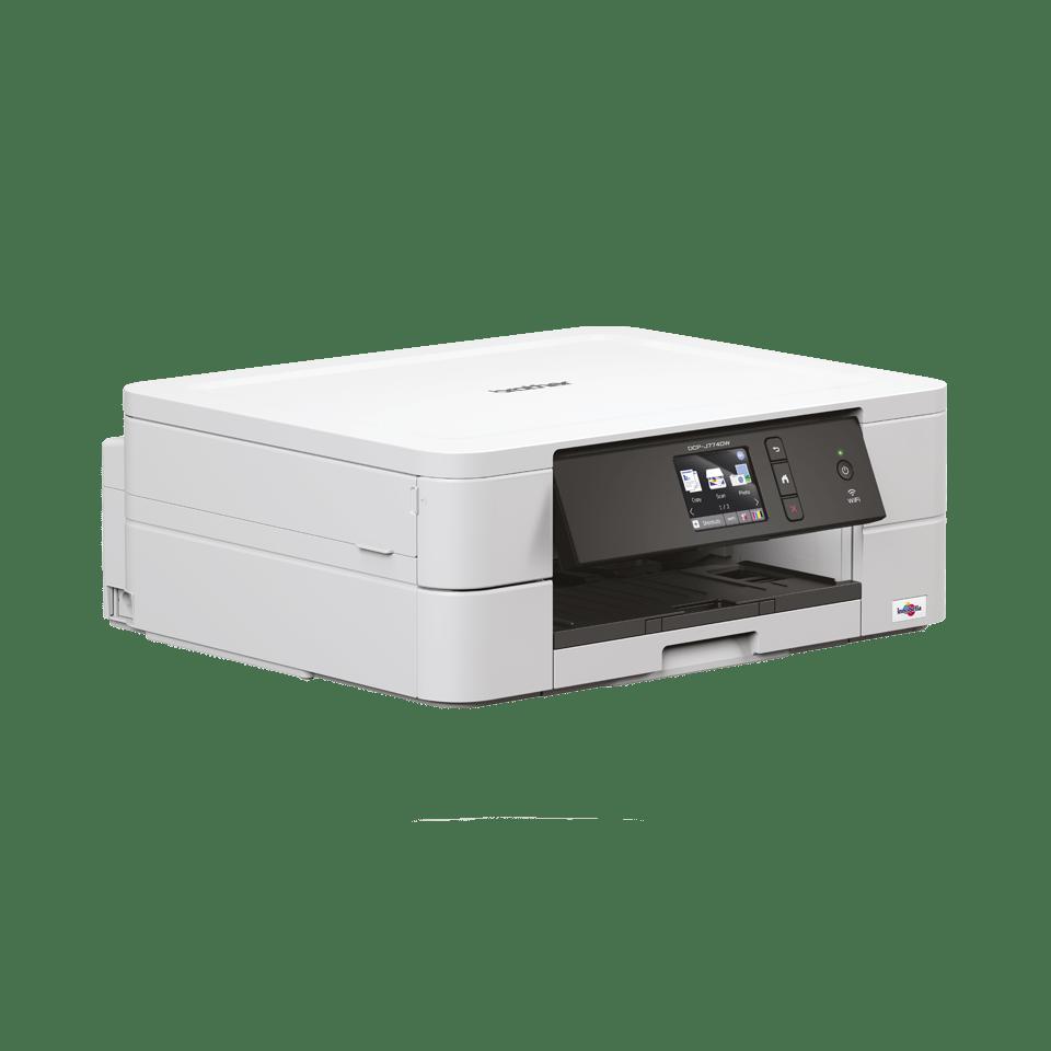 DCP-J774DW - alt-i-én trådløs farve inkjetprinter 2