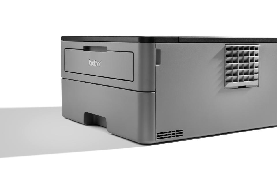 HL-L2350DW er en kompakt, trådløs, s/h-laserprinter 6