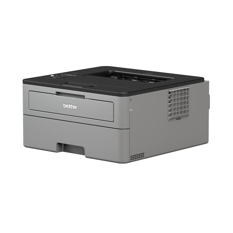 HL-L2350DW er en kompakt, trådløs, s/h-laserprinter 2