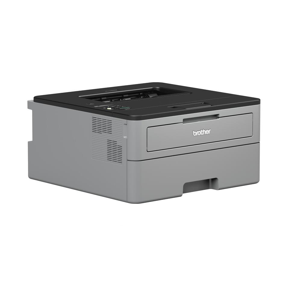 HL-L2350DW er en kompakt, trådløs, s/h-laserprinter 3