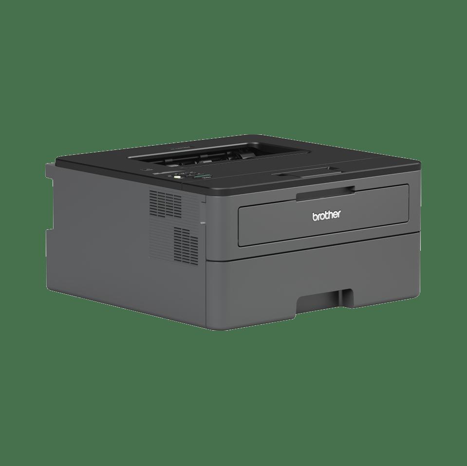 Brother HL-L2375DW er en kompakt, trådløs sort/hvid laserprinter 3