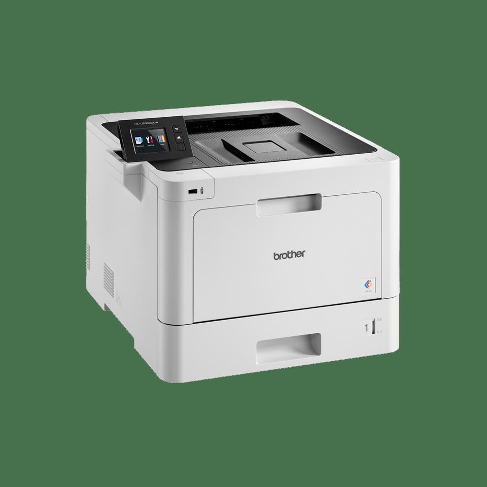HL-L8360CDW trådløs farvelaserprinter med brugervenlig touchscreen 3