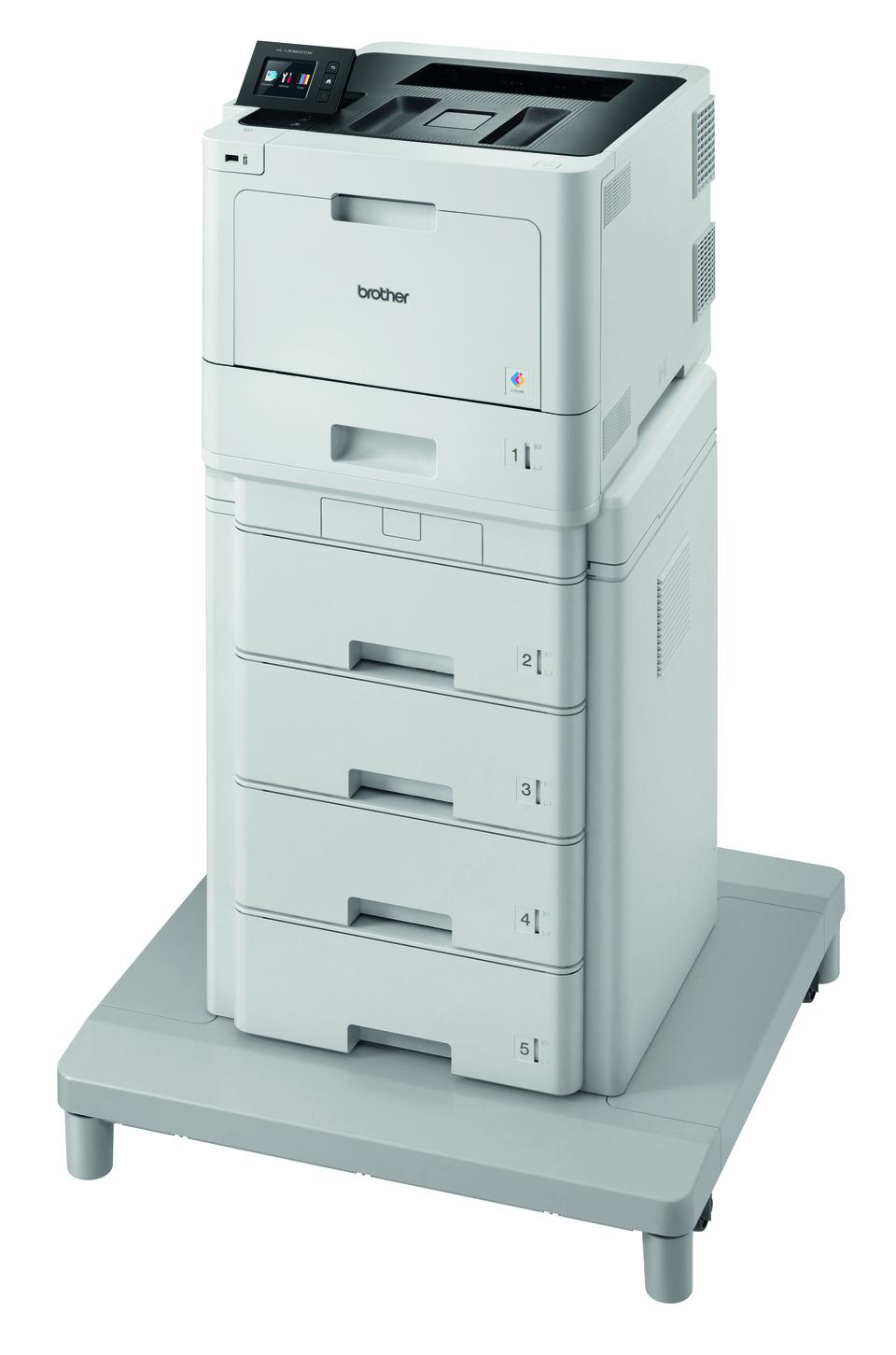 Brother HL-L8360CDWMT er designet til business og er den komplette løsning til jeres kontor.  2