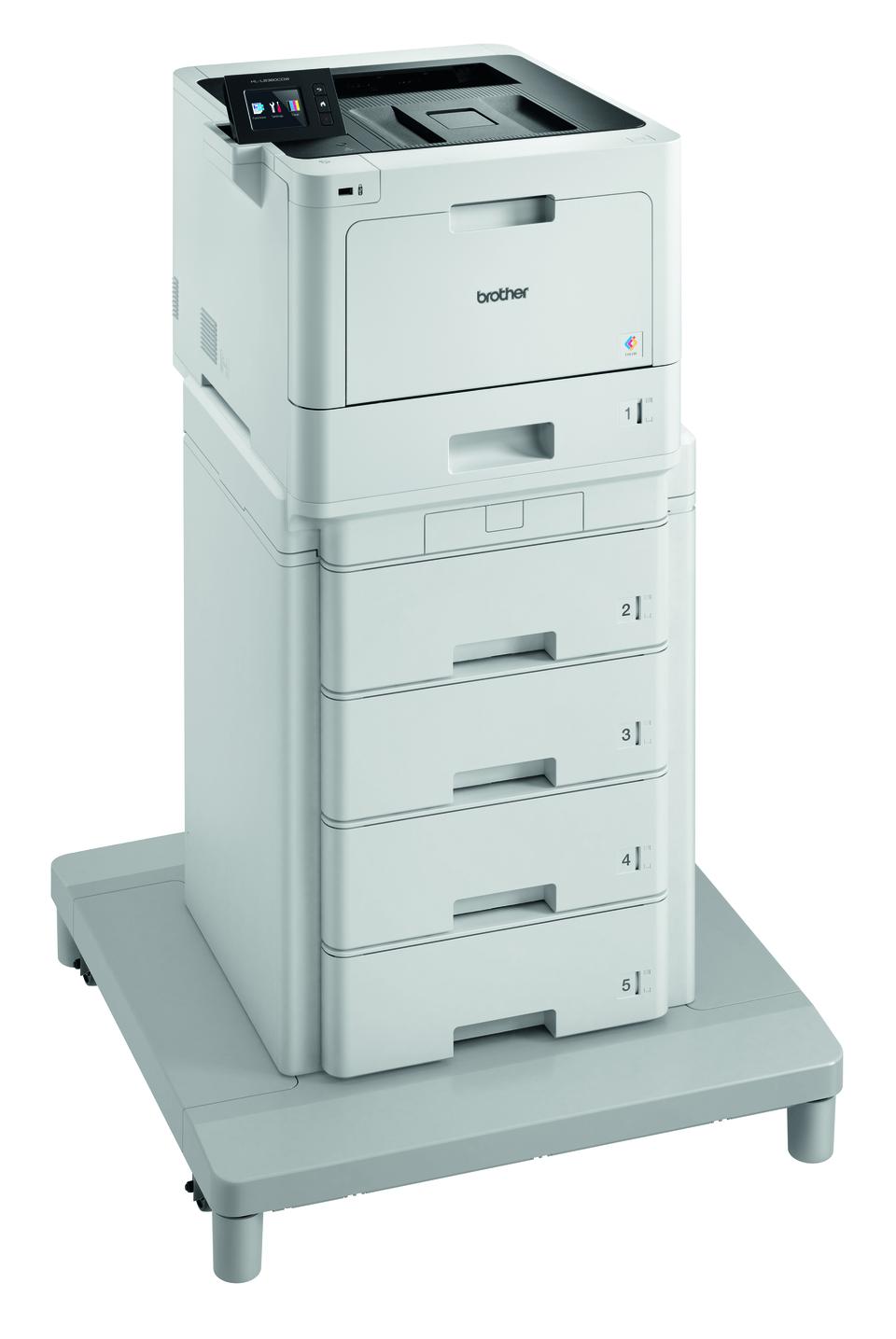 Brother HL-L8360CDWMT er designet til business og er den komplette løsning til jeres kontor.  3