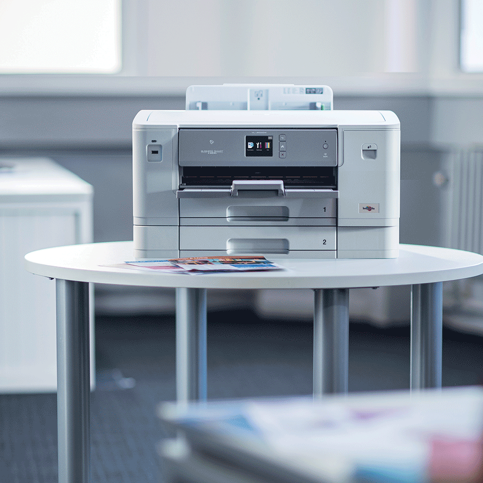 HL-J6000DW trådløs A3 inkjetprinter 4