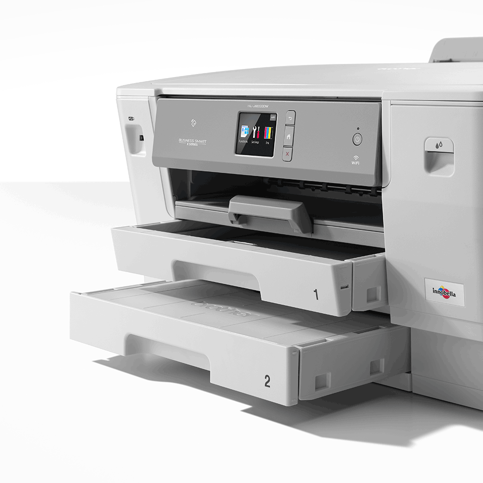 HL-J6000DW trådløs A3 inkjetprinter 6