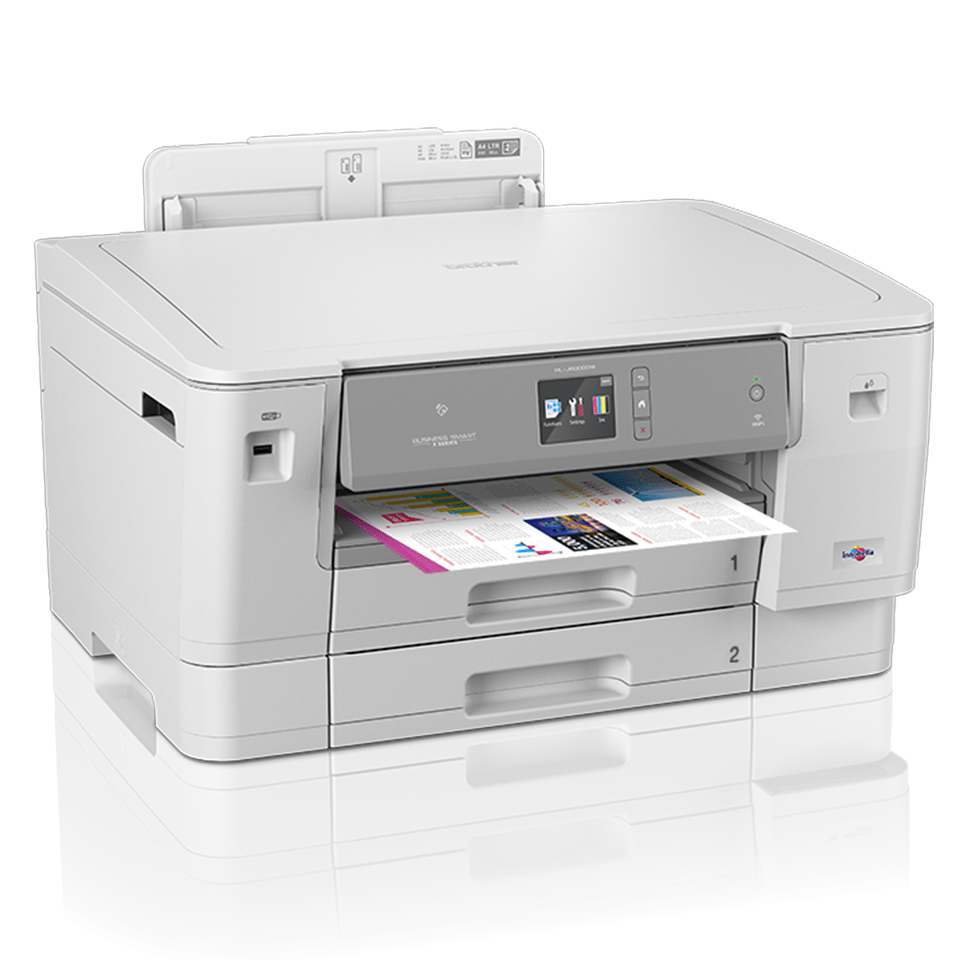HL-J6000DW trådløs A3 inkjetprinter 2