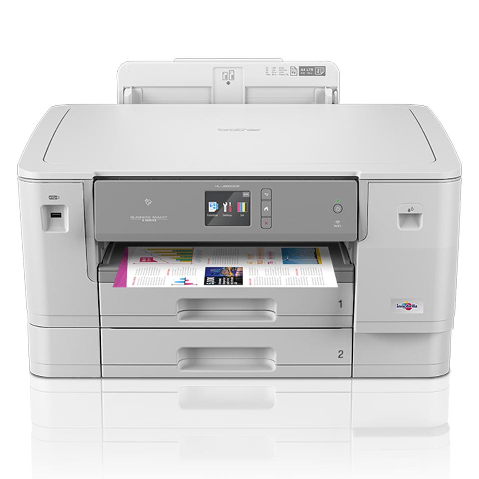 HL-J6000DW trådløs A3 inkjetprinter