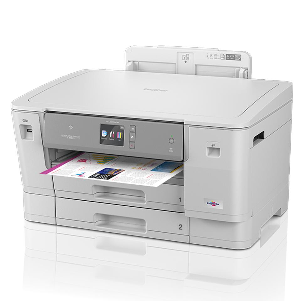HL-J6000DW trådløs A3 inkjetprinter 3