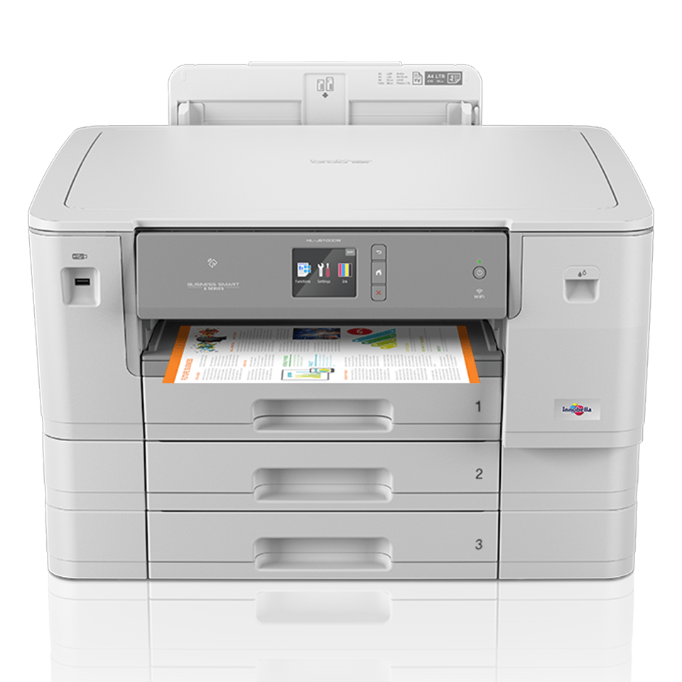 HL-J6100DW trådløs A3 inkjetprinter