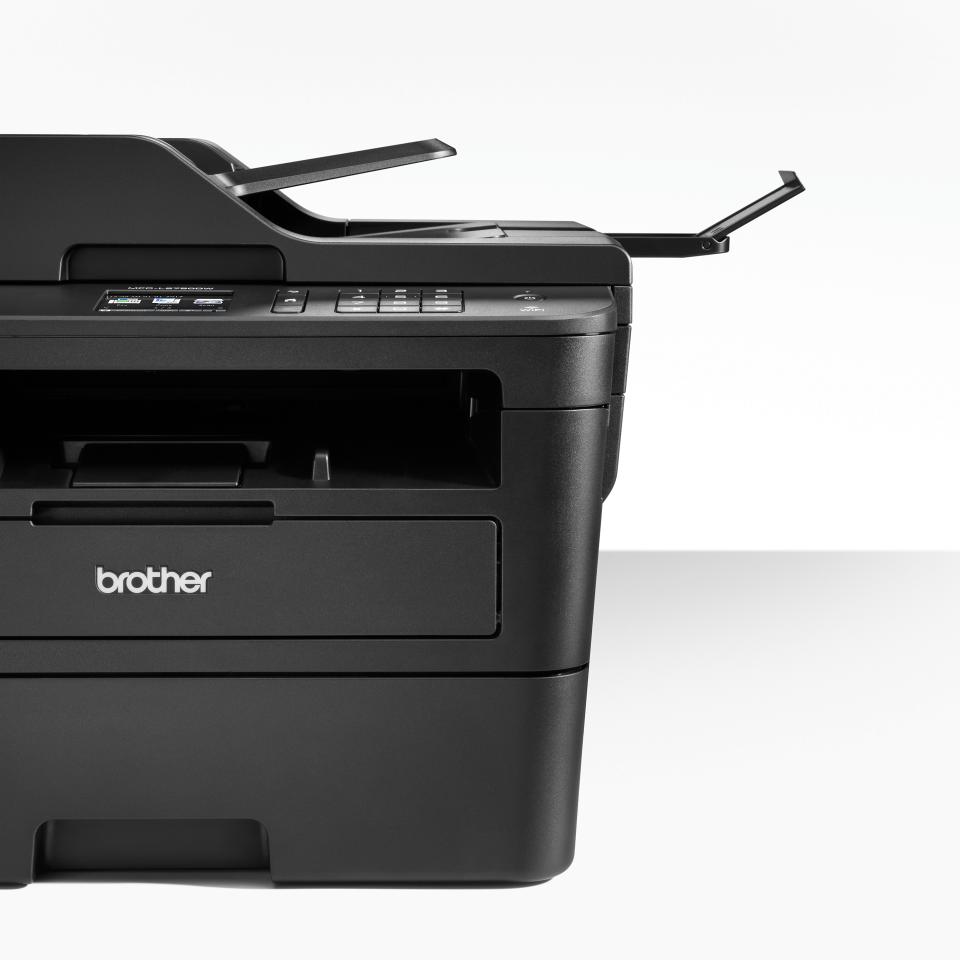 Brother MFC-L2750DW - kompakt alt-i-én-laserprinter med trådløst og kablet netkort 6