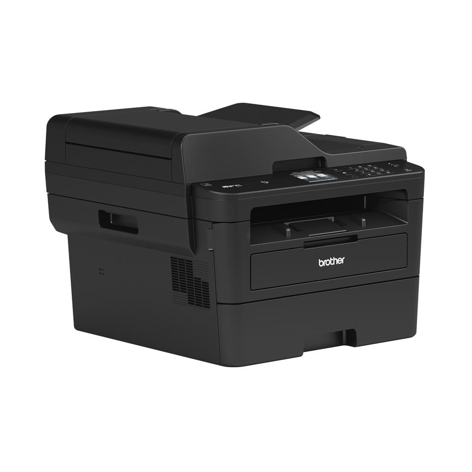 Brother MFC-L2750DW - kompakt alt-i-én-laserprinter med trådløst og kablet netkort 3