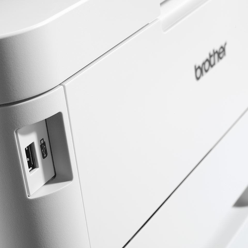 MFC-L3750CDW trådløs alt-i-én LED-farveprinter med fax 4