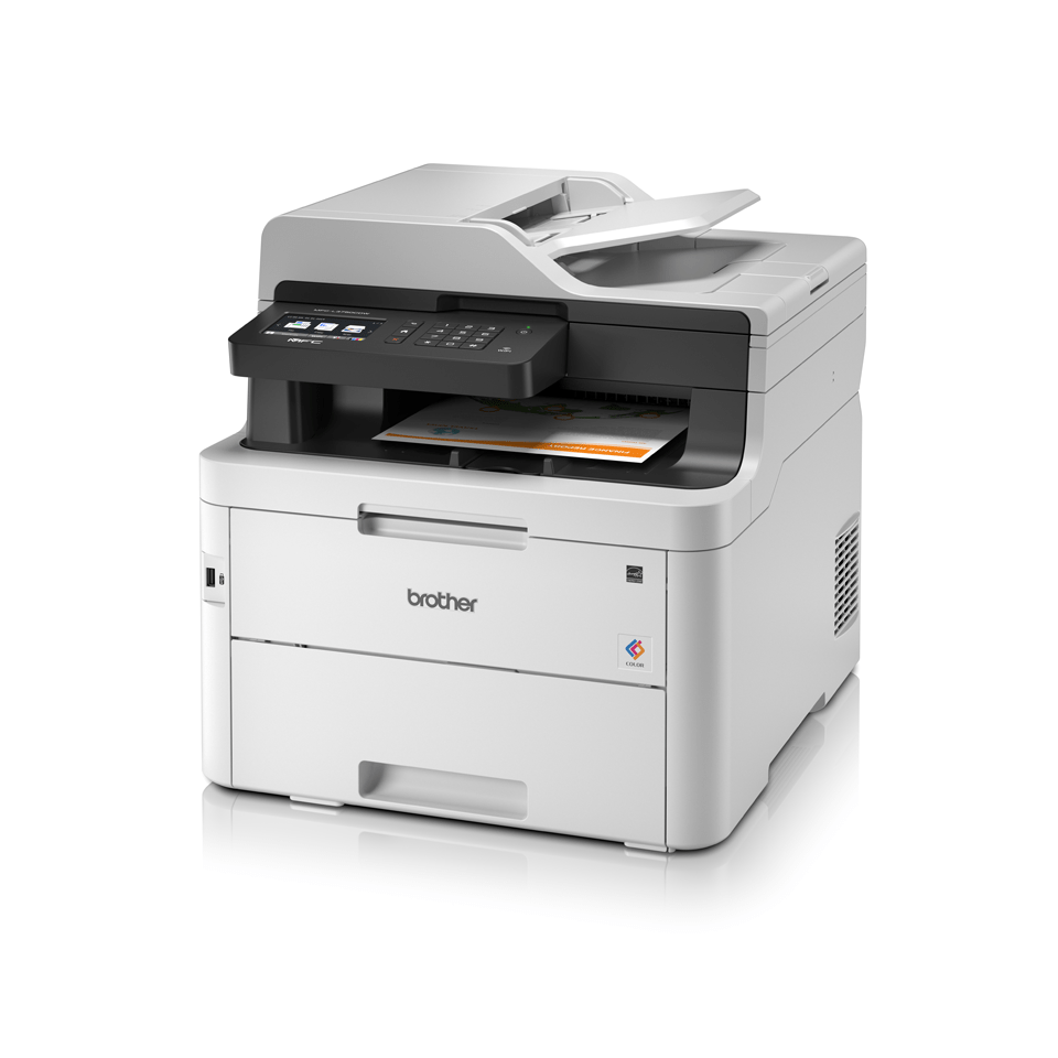 MFC-L3750CDW trådløs alt-i-én LED-farveprinter med fax 2