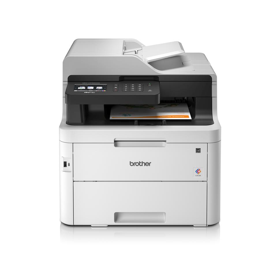MFC-L3750CDW trådløs alt-i-én LED-farveprinter med fax