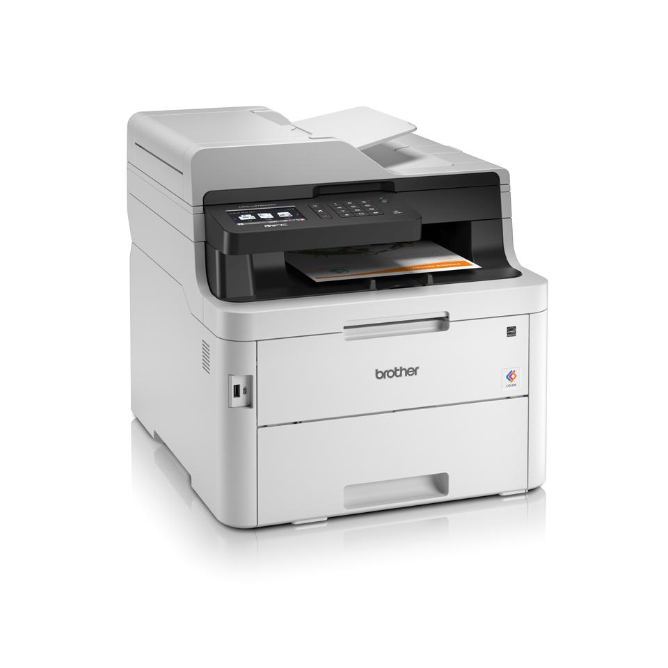 MFC-L3750CDW trådløs alt-i-én LED-farveprinter med fax 3
