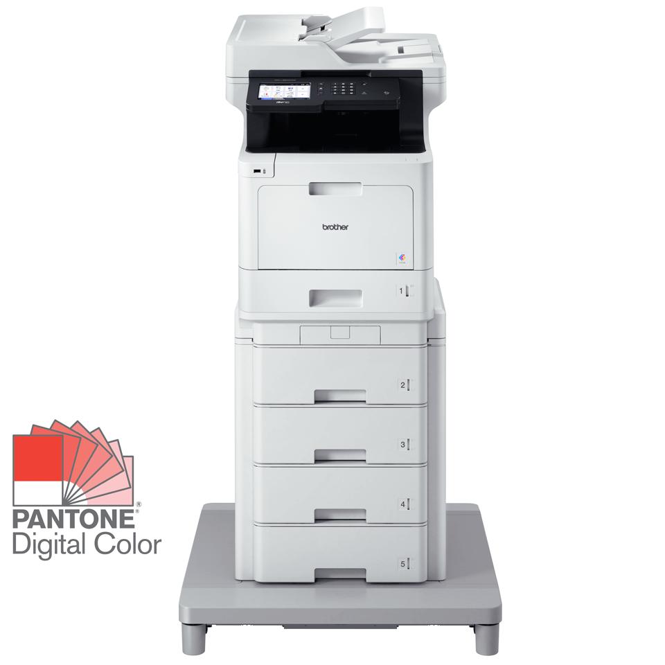 Brother MFC-L8900CDWMT er en professionel alt-i-én laserprinter med dobbeltsidet print og trådløst netkort.