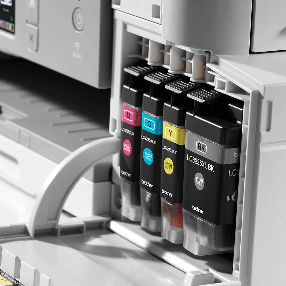 MFC-J1300DW - trådløs alt-i-én-inkjetprinter med fax, All In Box-pakke 7
