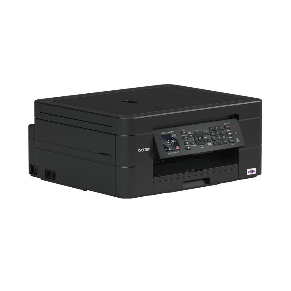 MFC-J491DW er en alt-i-én inkjetprinter med trådløst netkort 2
