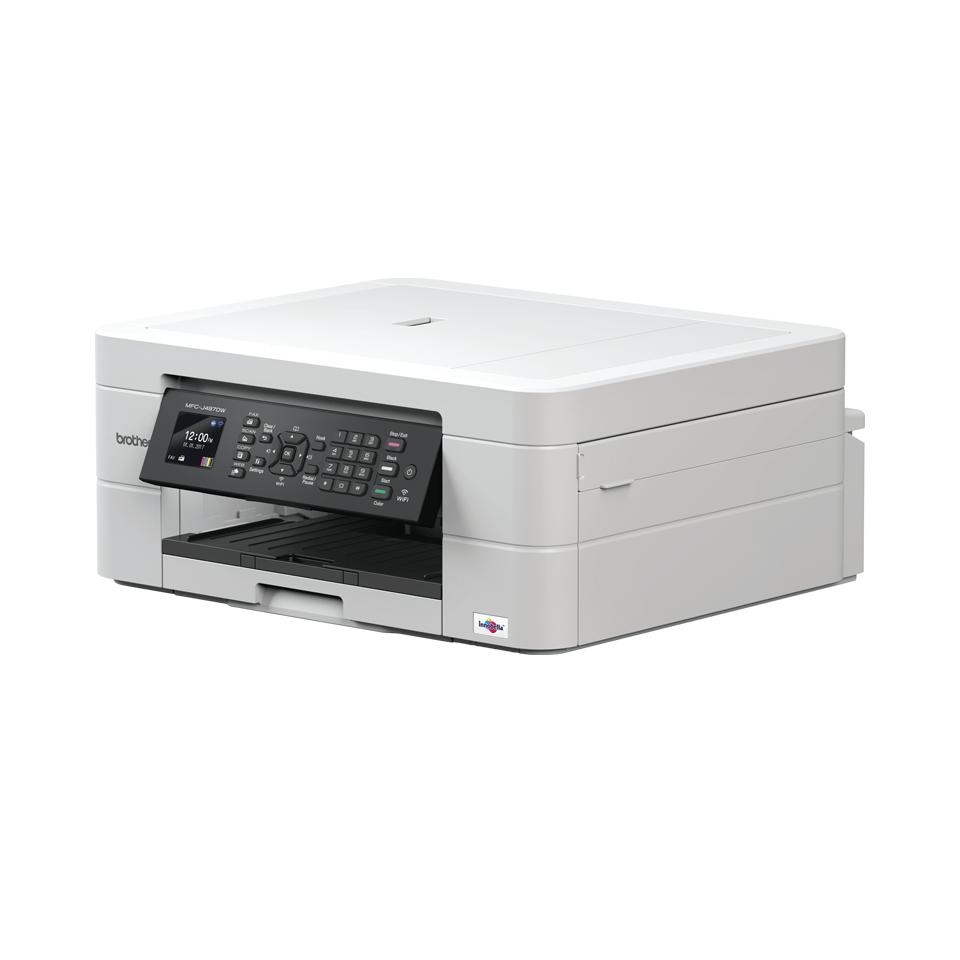 MFC-J497DW er en alt-i-én inkjetprinter med trådløst netkort