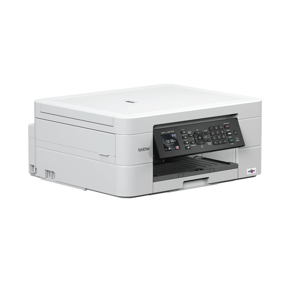 MFC-J497DW er en alt-i-én inkjetprinter med trådløst netkort 2