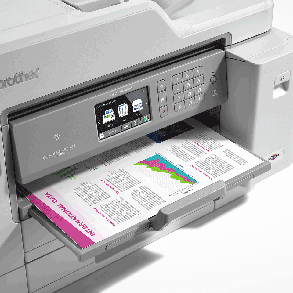 MFC-J5945DW trådløs alt-i-én inkjetprinter 5