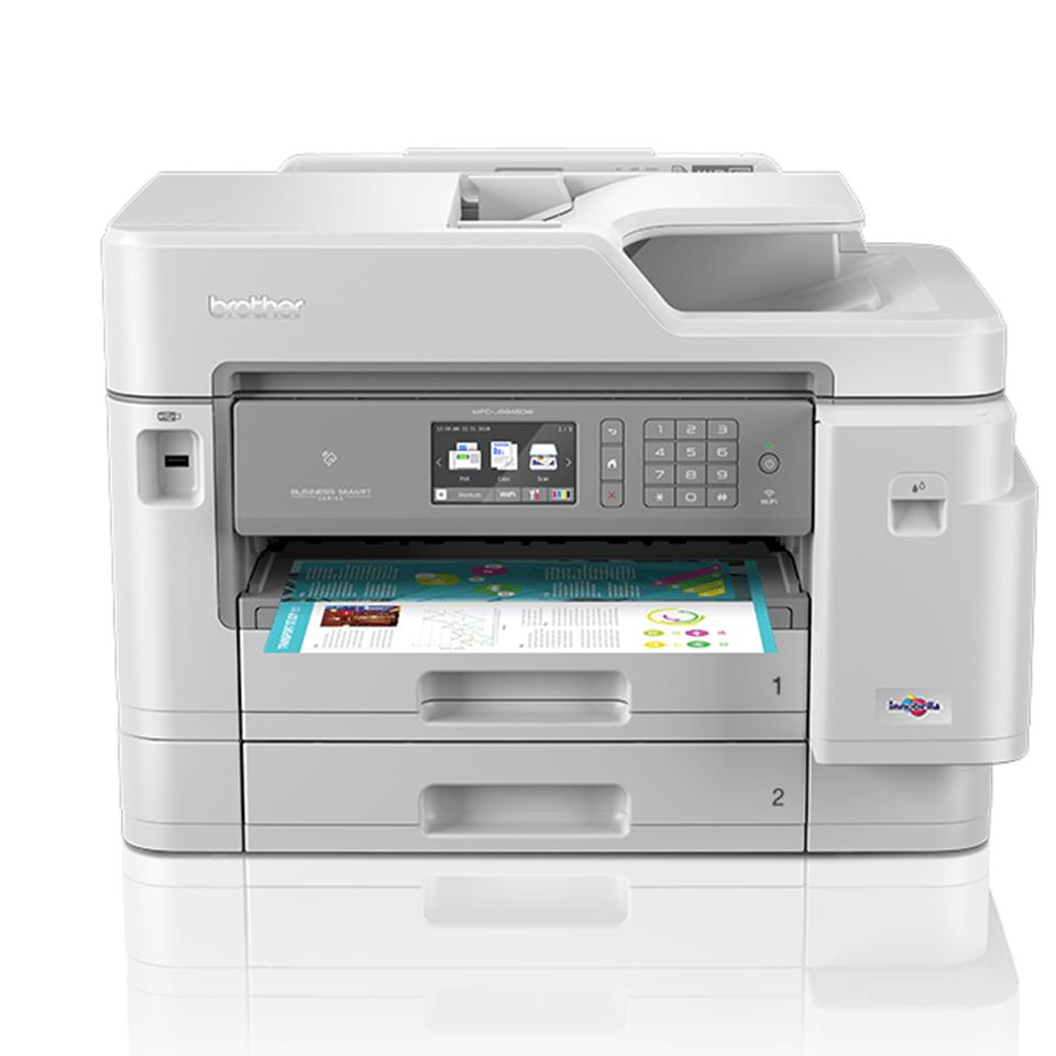 MFC-J5945DW trådløs A3 4-i-1 inkjetprinter