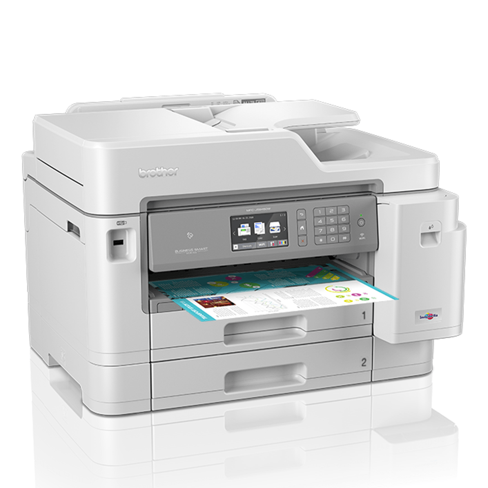 MFC-J5945DW trådløs alt-i-én inkjetprinter 3