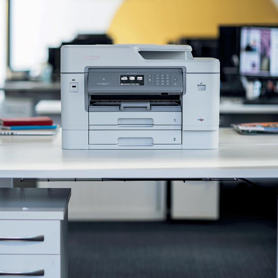 MFC-J6945DW trådløs A3 alt-i-én inkjetprinter med fax 4