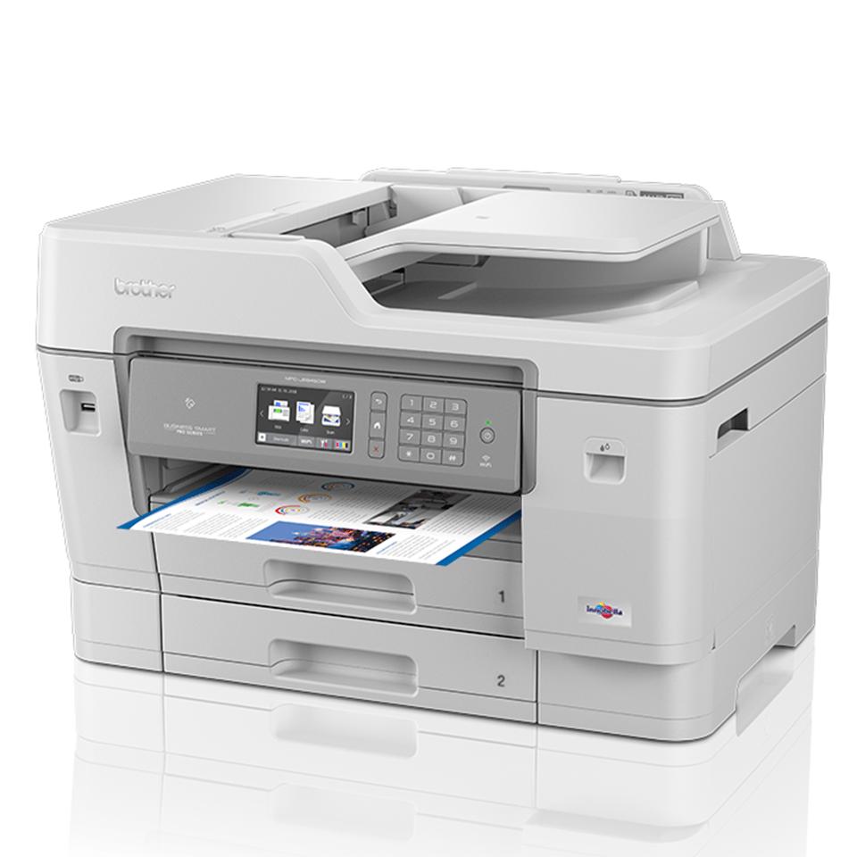 MFC-J6945DW trådløs A3 alt-i-én inkjetprinter med fax 2