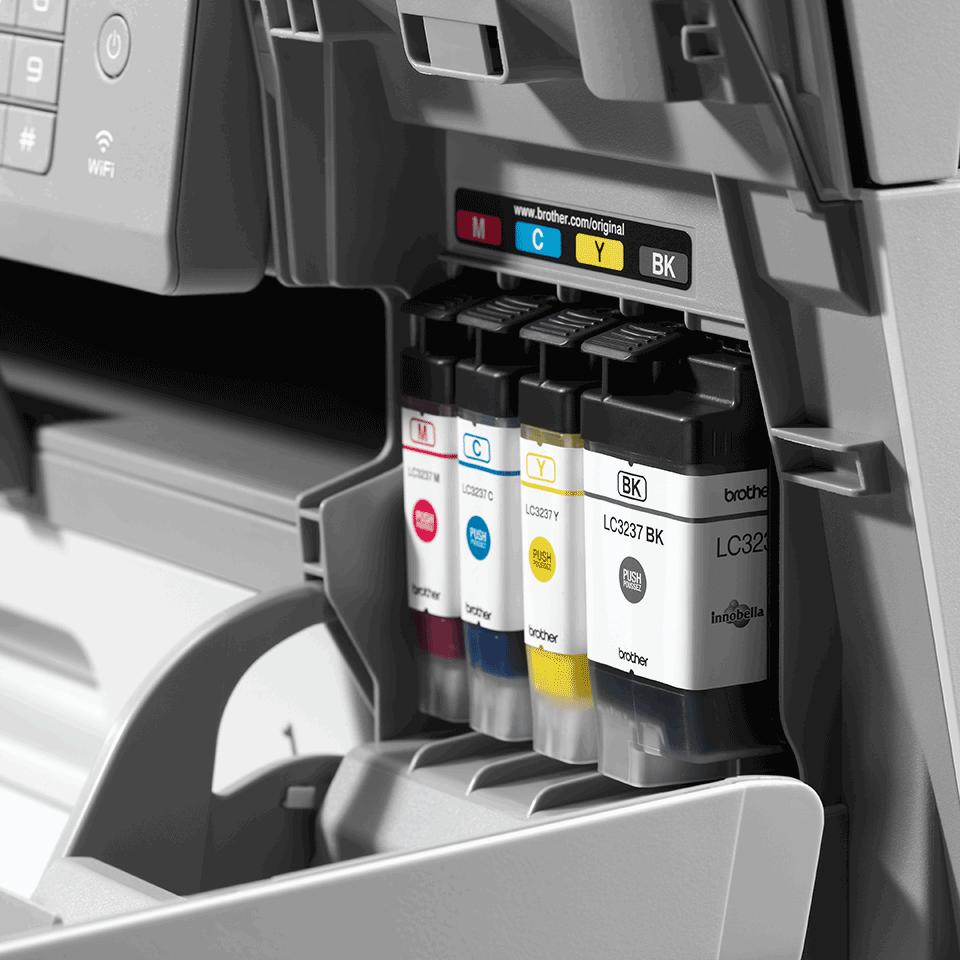 MFC-J6947DW trådløs A3 inkjetprinter med fax 5
