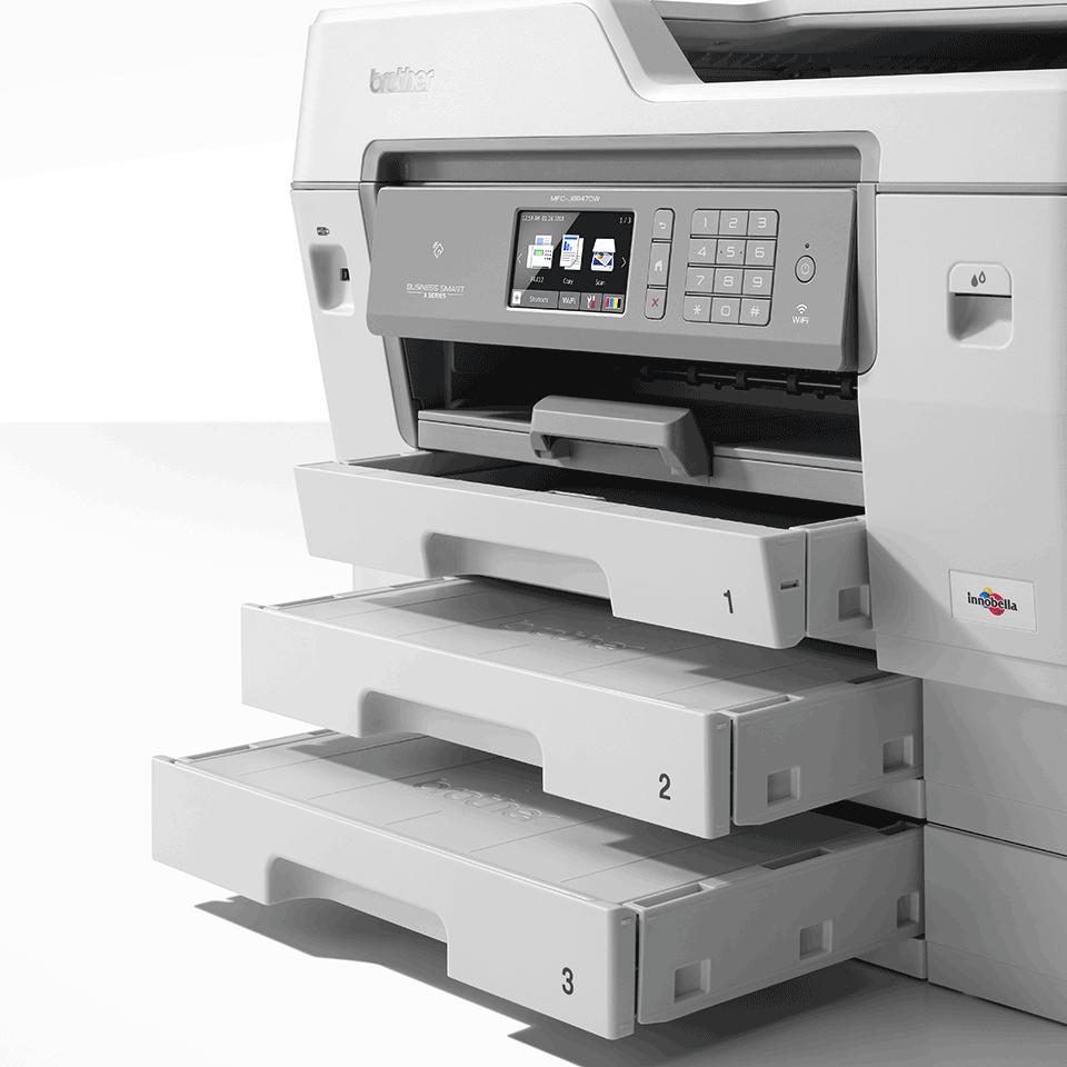 MFC-J6947DW trådløs A3 inkjetprinter med fax 6