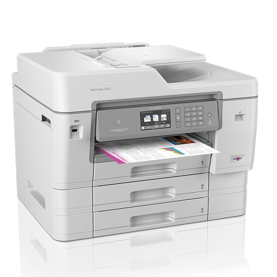 MFC-J6947DW trådløs A3 inkjetprinter med fax 3