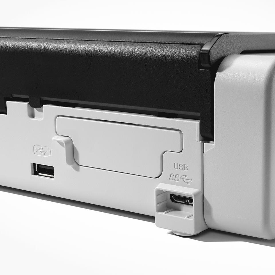 ADS-1200 mobil og kompakt dokumentscanner 7