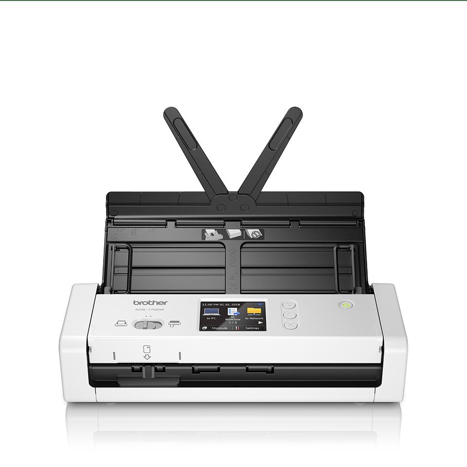 ADS-1700W smart og kompakt dokumentscanner 5