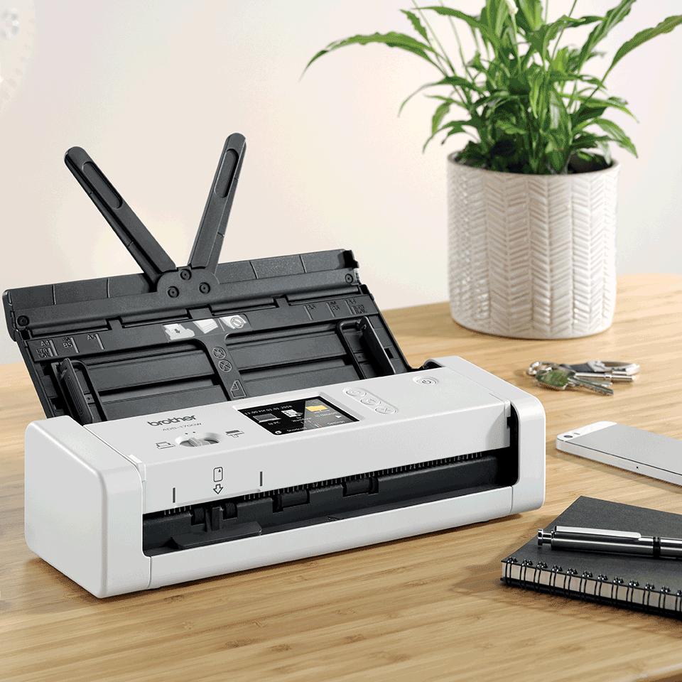 ADS-1700W smart og kompakt dokumentscanner 6