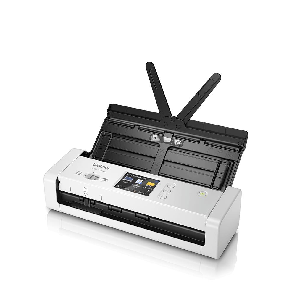 ADS-1700W smart og kompakt dokumentscanner 2