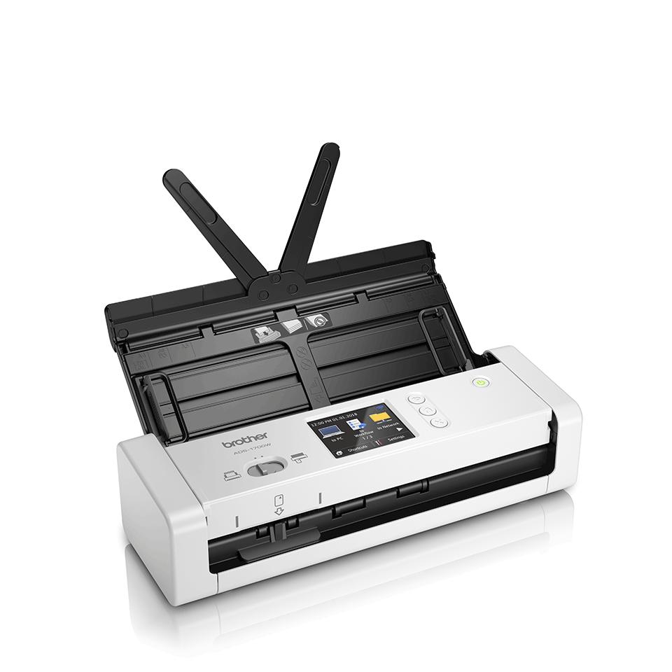 ADS-1700W smart og kompakt dokumentscanner 3