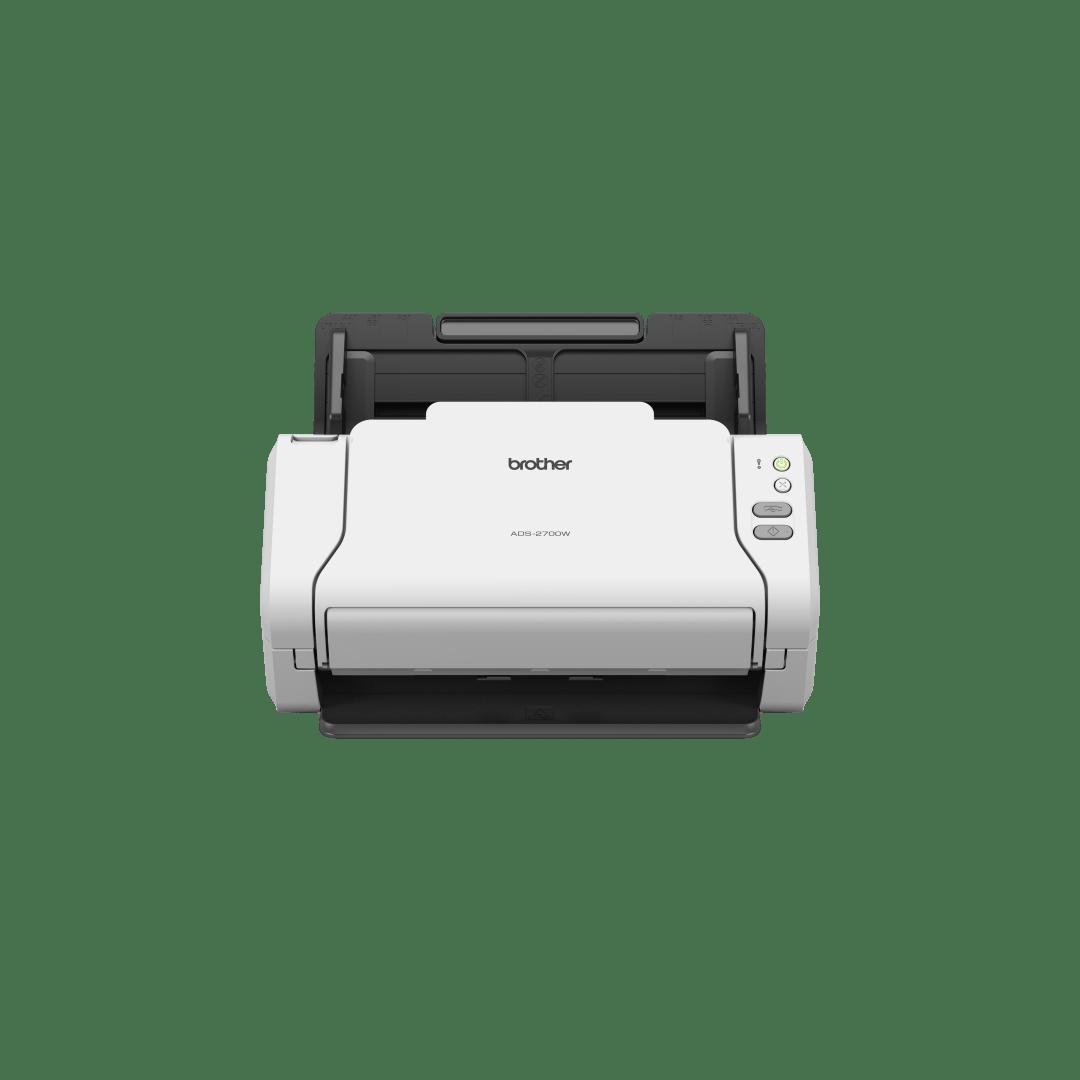 Brother ADS-2700W skrivebordsscanner med trådløst netværk 4