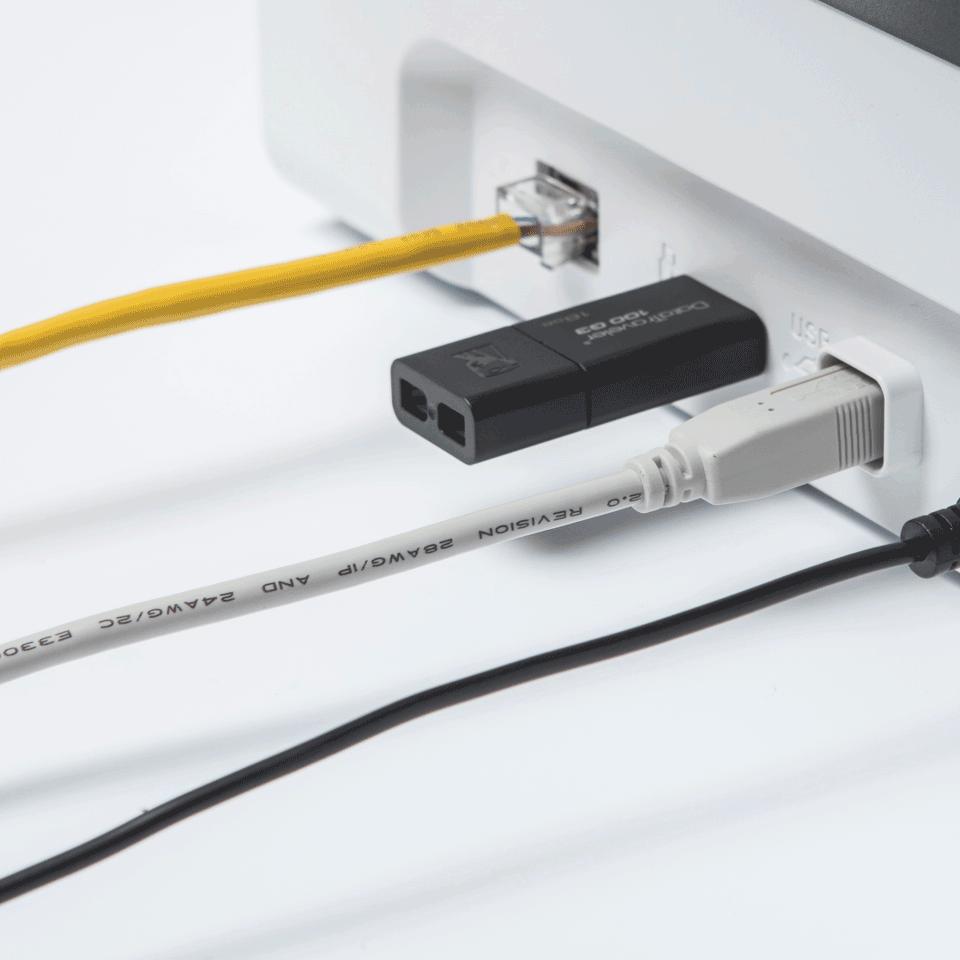 Brother ADS-2700W skrivebordsscanner med trådløst netværk 6