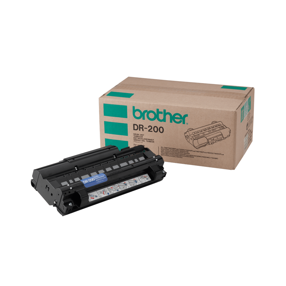 Original Brother DR200 tromleenhed