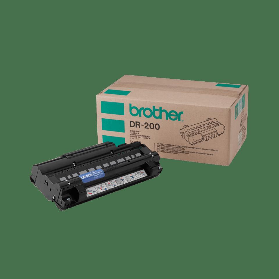 Original Brother-tromle - DR200