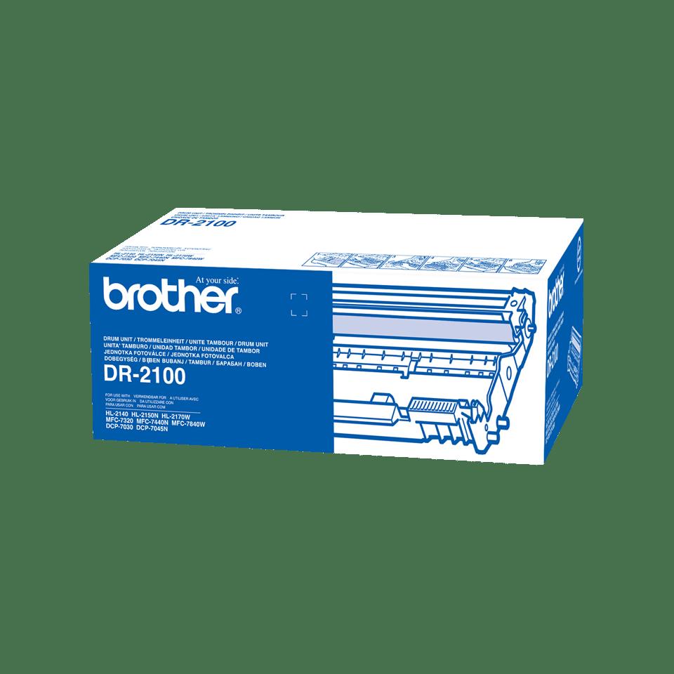 Original Brother DR2100 tromle