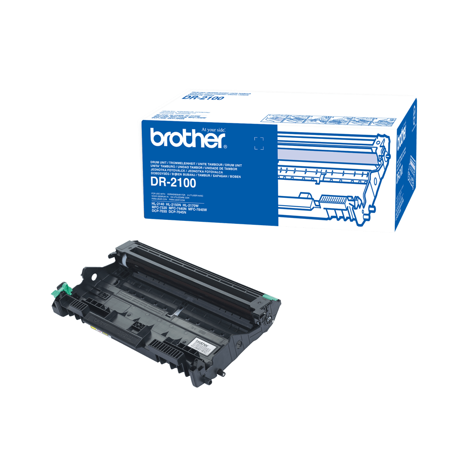 Original Brother-tromle - DR2100 2