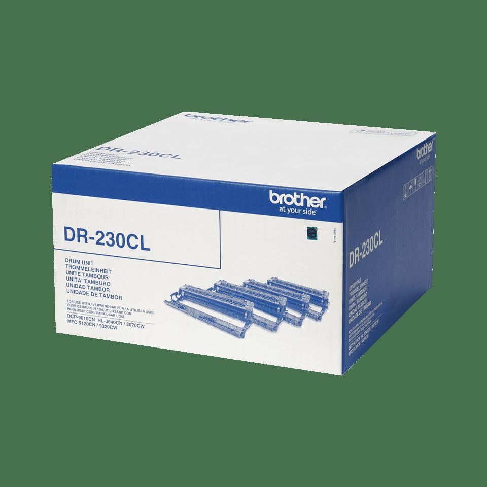 Original Brother-pakke med tromler - DR230CL