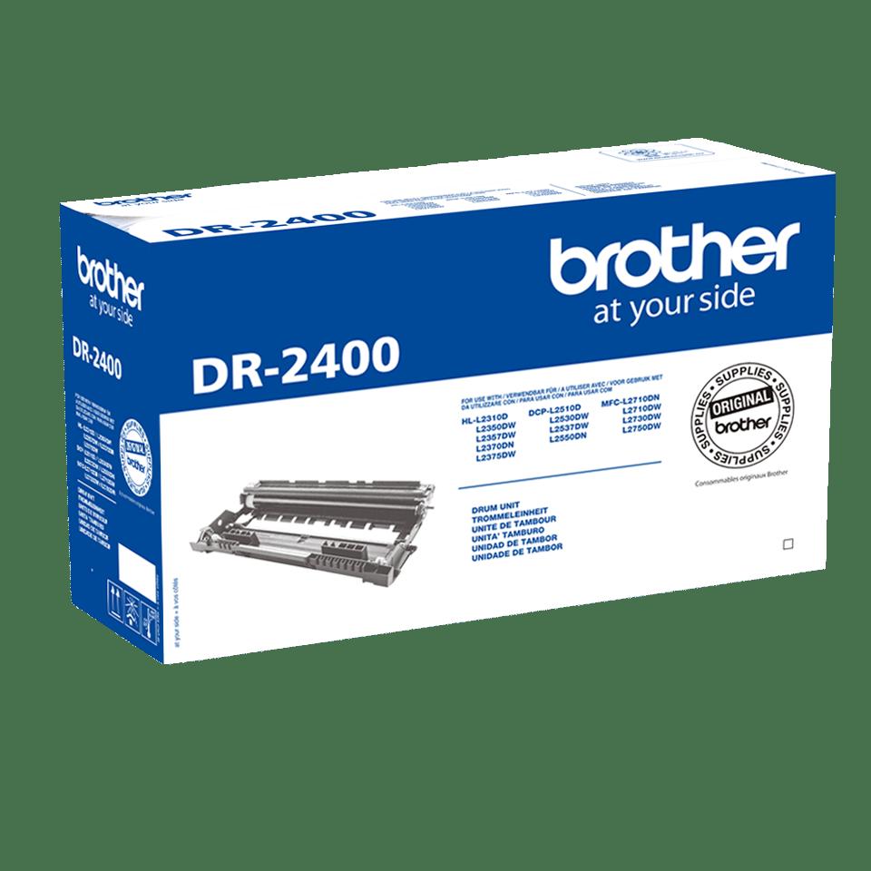 Original Brother-tromle - DR2400 2