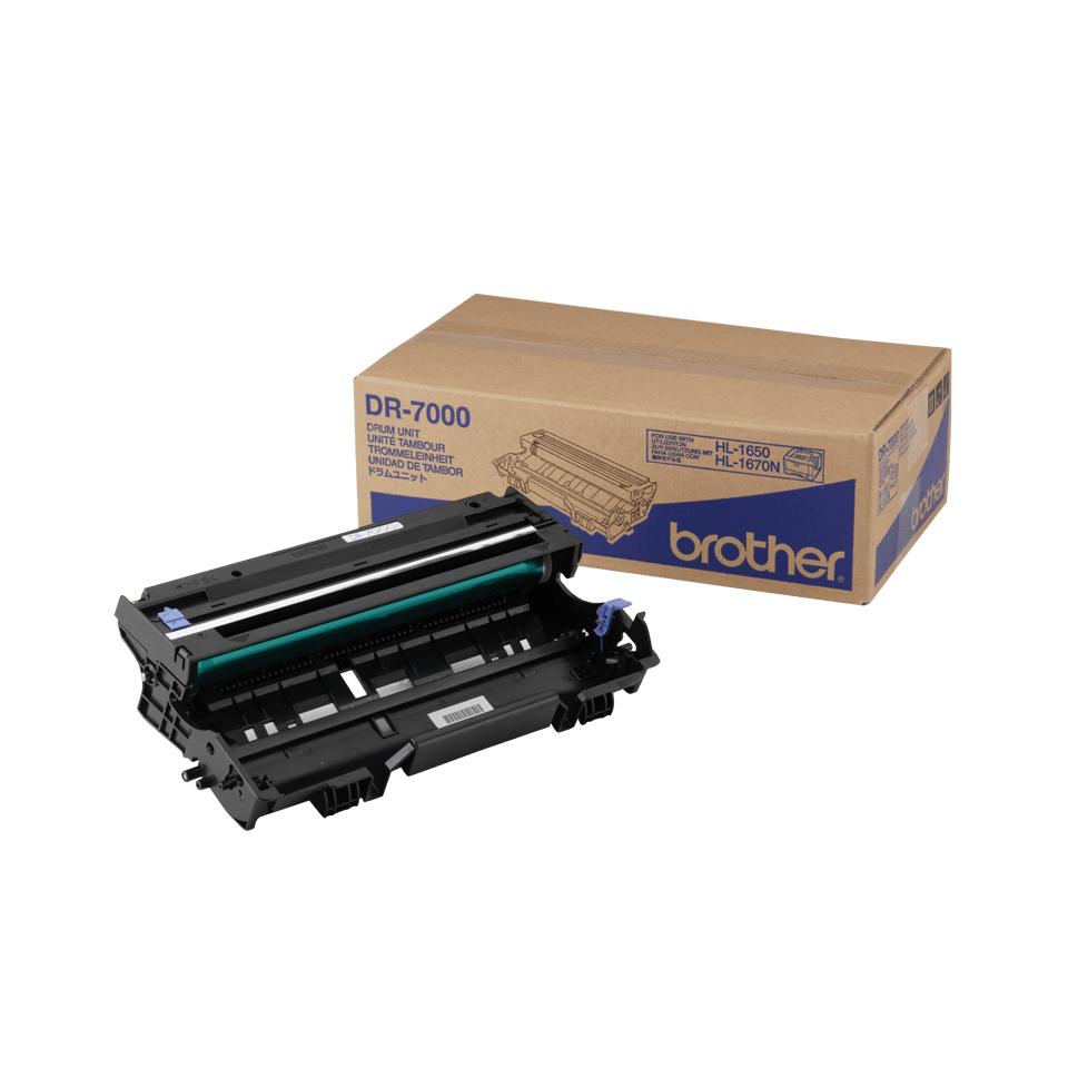Original Brother DR7000 tromle