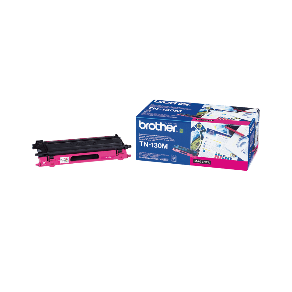 Original Brother TN130M toner – magenta 2