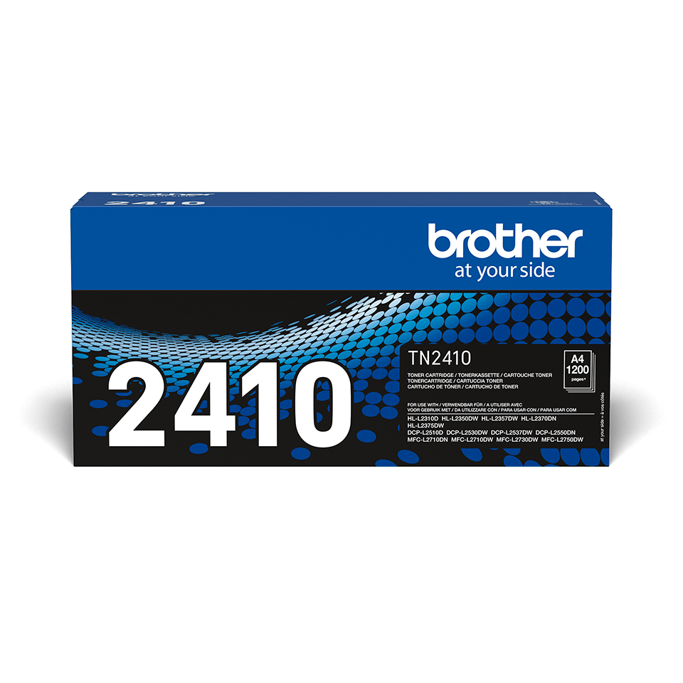 Original Brother TN-2410 sort toner