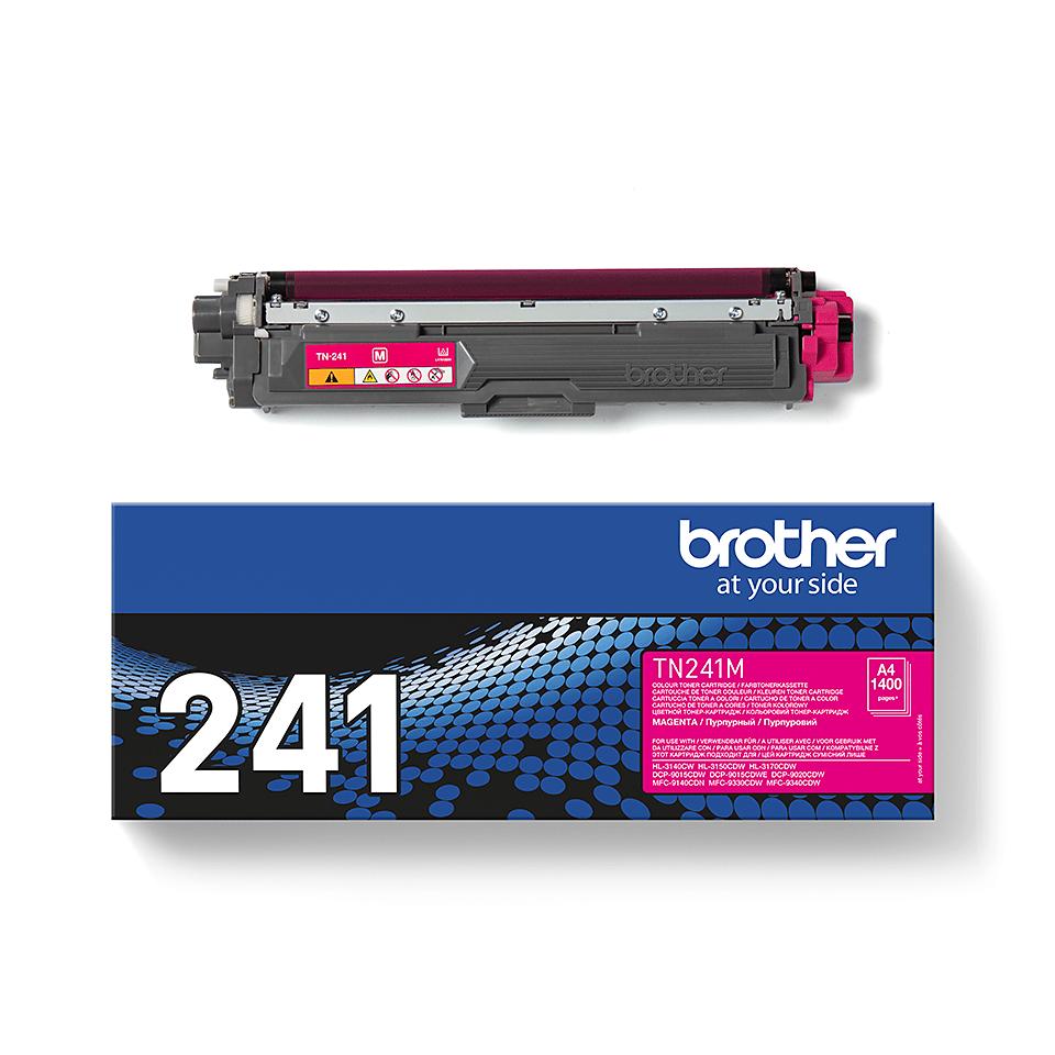 Original Brother TN241M toner – magenta 3